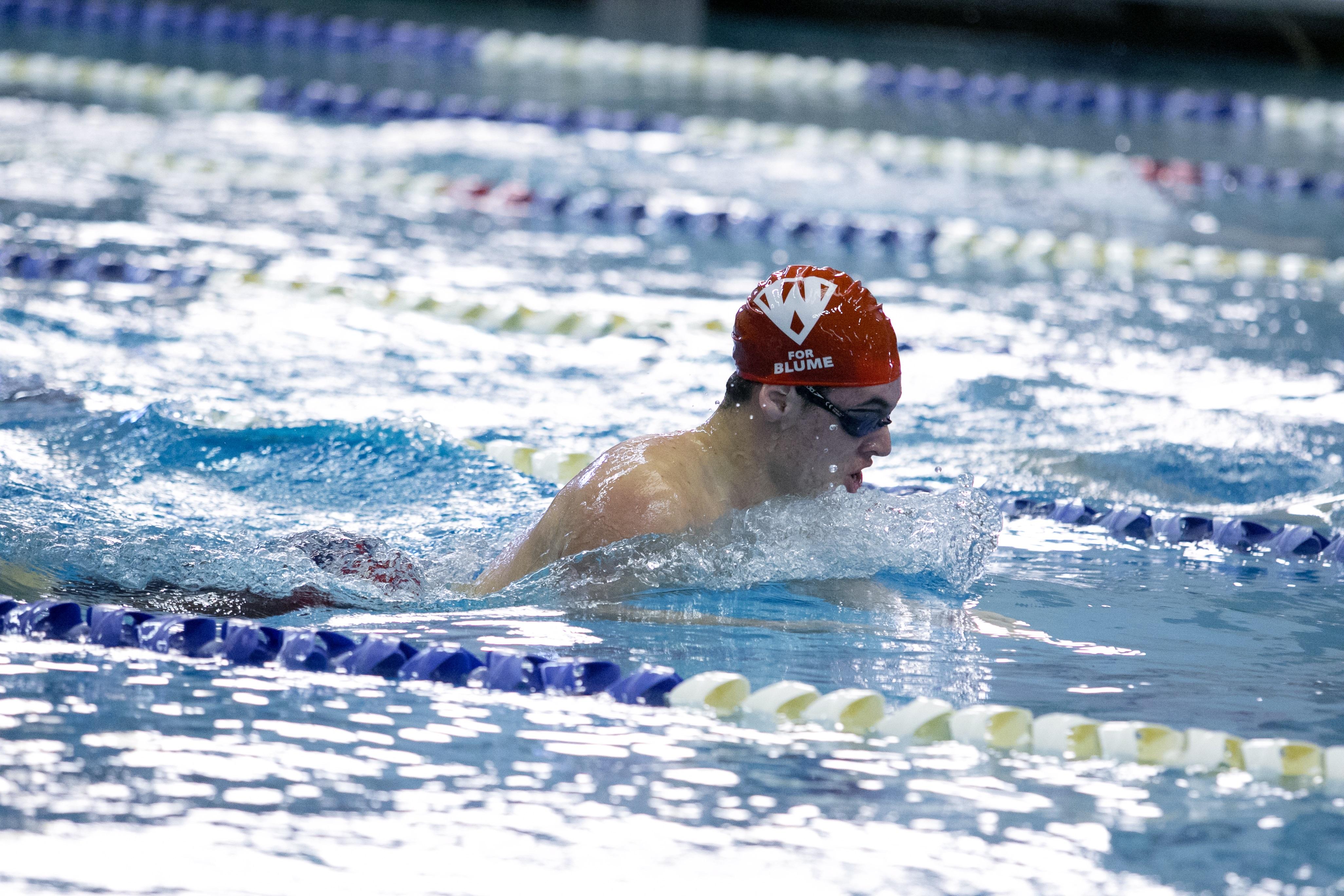 Used by swim coach